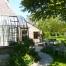 glazen serre aanbouw aan huis boogvormig smeedijzer DBG Classics