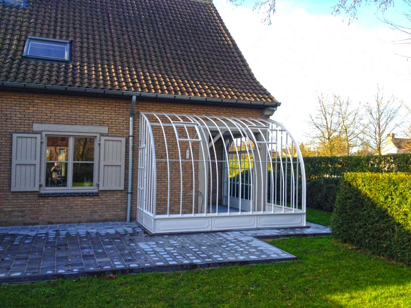Lean to garden room dbg classics for Lean to garden room