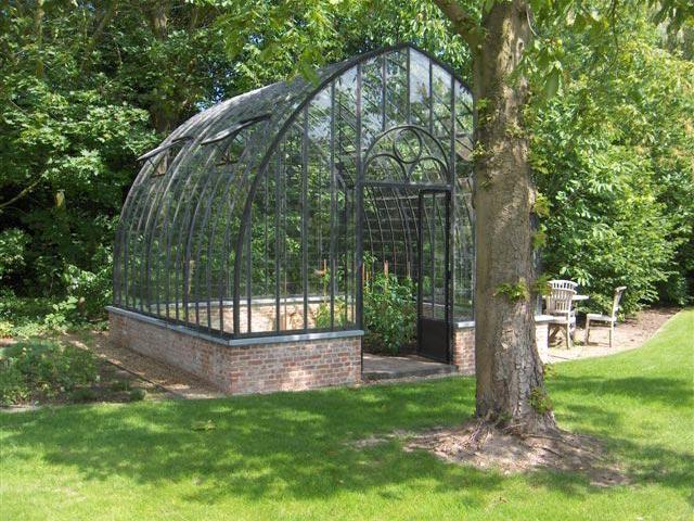 Good Petite Serre De Jardin En Verre #4: Serre-de-jardin-en-verre-fer-forgé-DBG-Classics-1.jpg