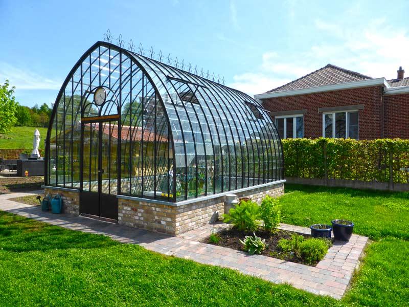 Serre de jardin victorienne Chalet Et Jardin La Redoute