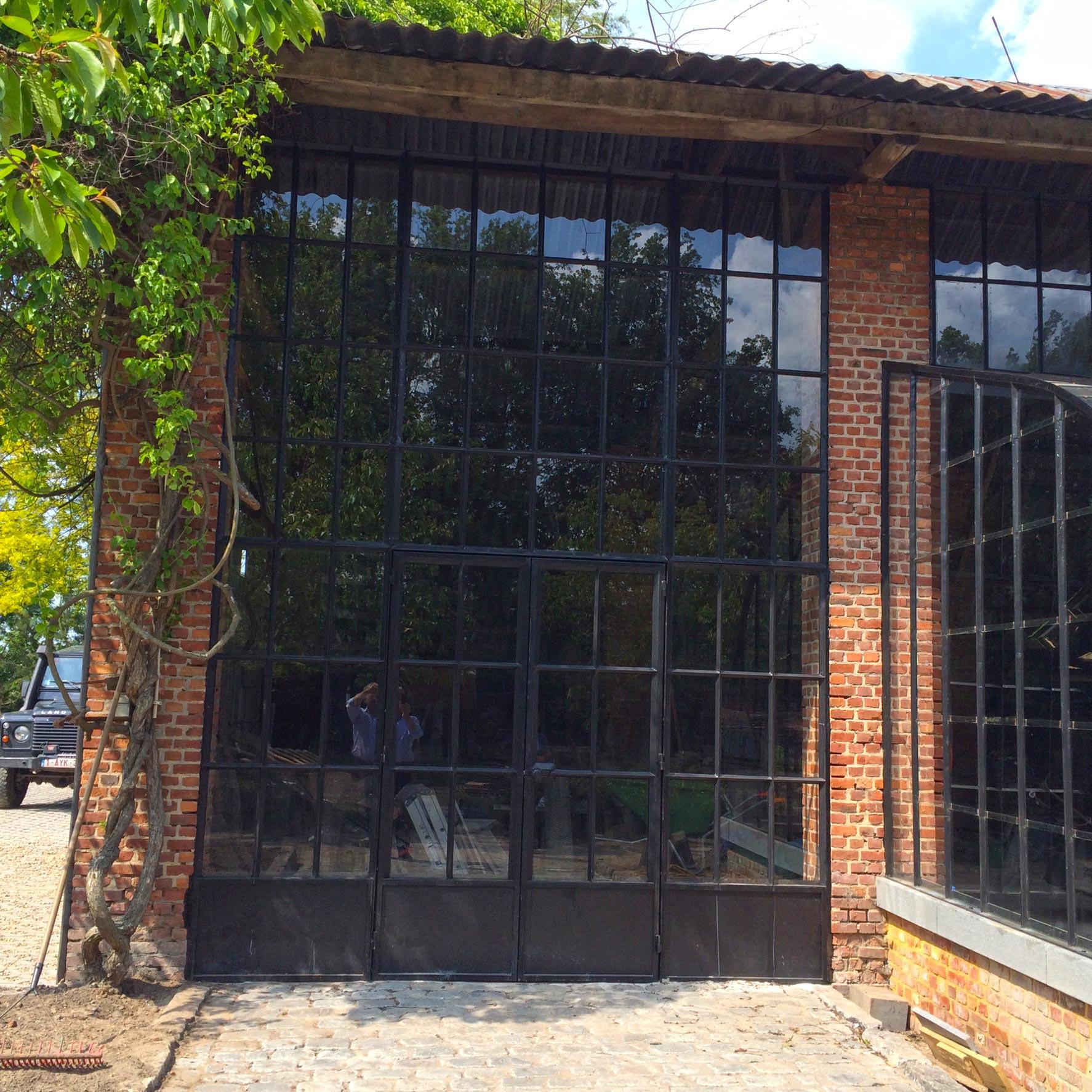 Wrought iron windows and doors dbg classics