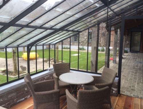 atmosph re d 39 hiver serre de jardin dbg classics. Black Bedroom Furniture Sets. Home Design Ideas