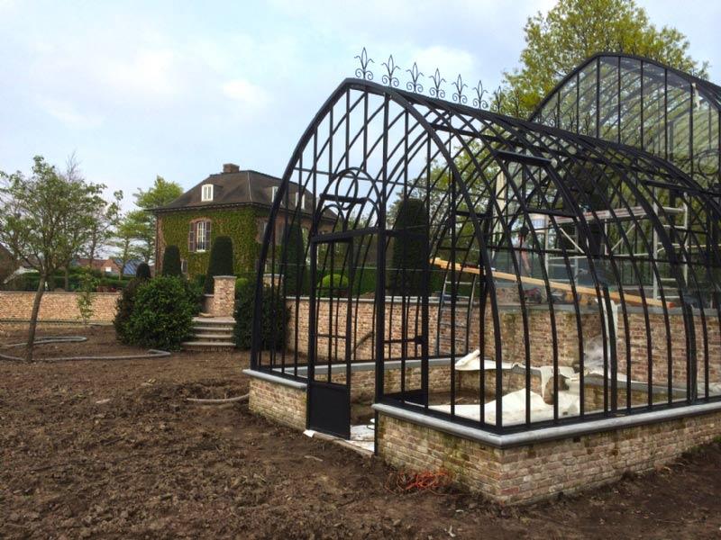 orangerie serre klassieke allure opbouw DBG Classics