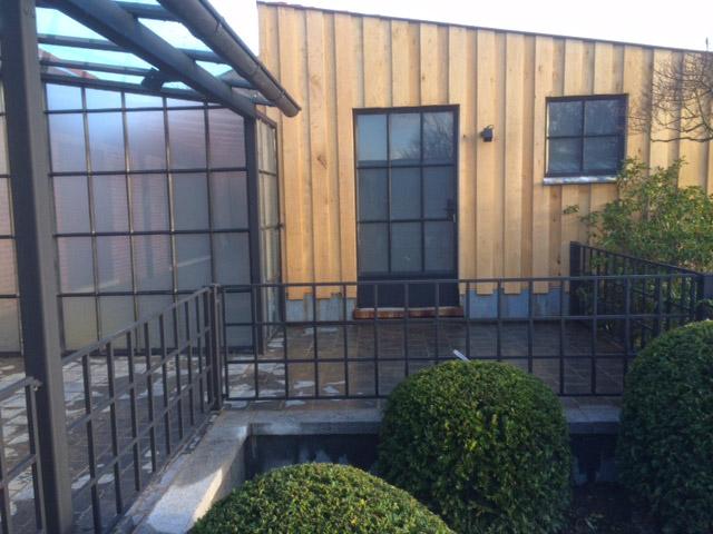 terras overkapping aanbouw DBG Classics