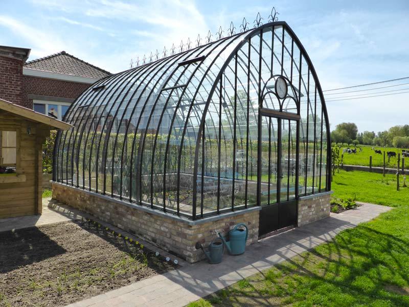victorian style greenhouse dbg classics. Black Bedroom Furniture Sets. Home Design Ideas