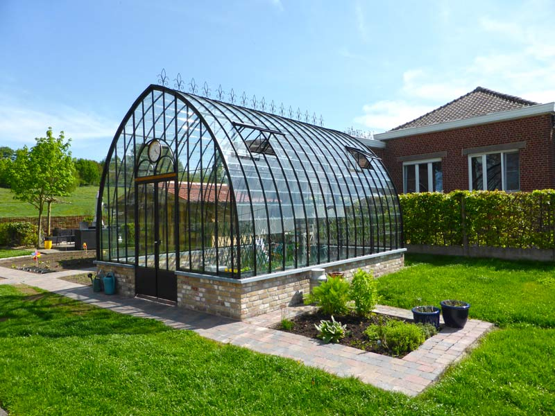 Victorian style greenhouse dbg classics for Greenhouse styles