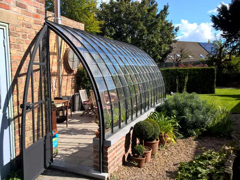 Lean To Greenhouse Dbg Classics