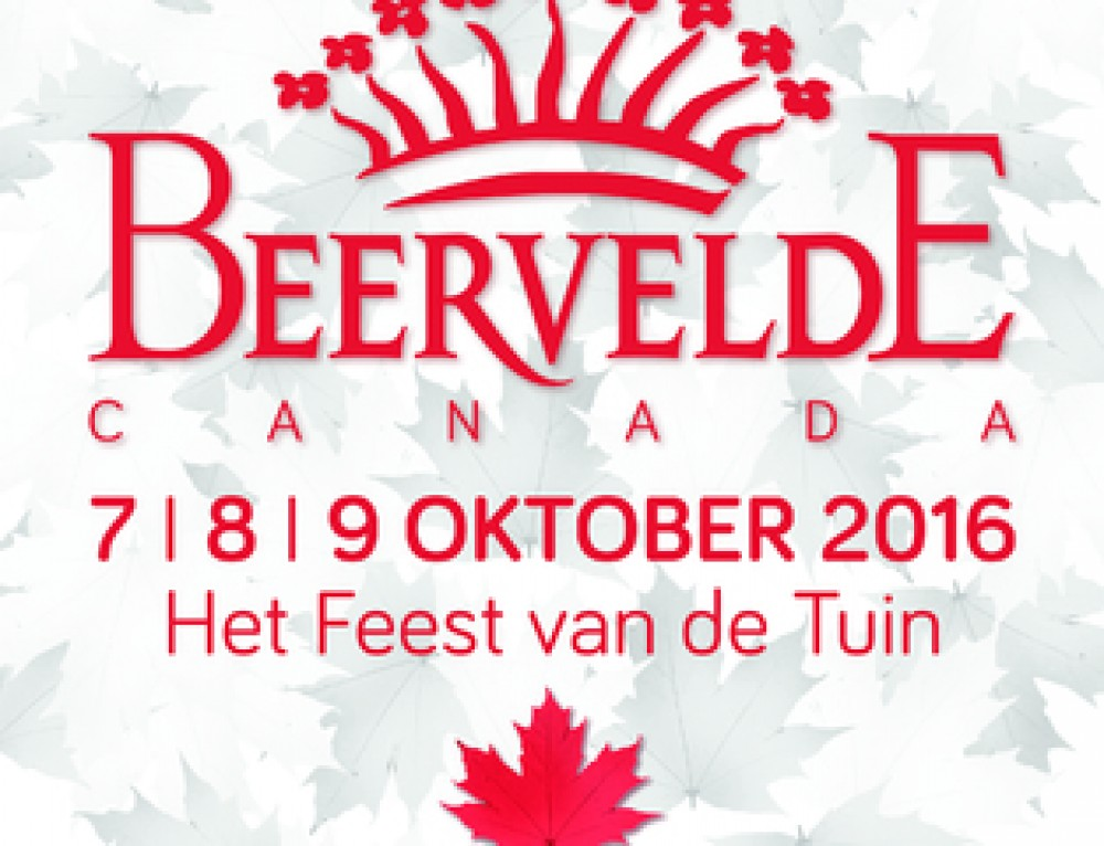 Tuindagen Beervelde oktober 2016