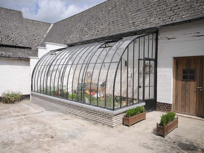 diy conservatory kit on courtyard farmstead dbg classics