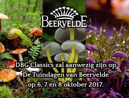 Tuindagen Beervelde oktober 2017