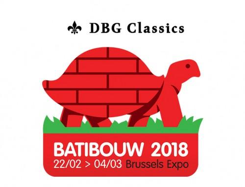 Batibouw 2018 in Brussels Expo: Van 22 februari t.e.m. 4 maart 2018