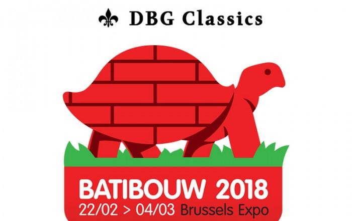 dbg classics batibouw 2018 salon