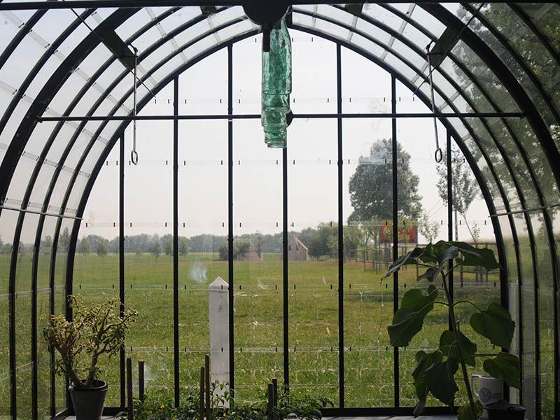 antieke tuinkas als zelfbouwpakket verkrijgbaar dbg classics
