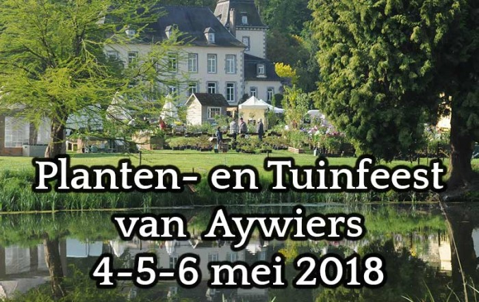 serre showroom op het planten en tuinfeest van aywiers mei 2018 dbg classics