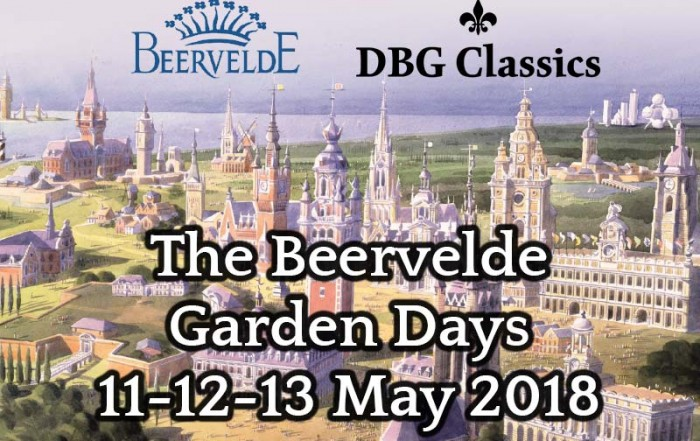 nostalgic conservatories at the beervelde garden days may 2018
