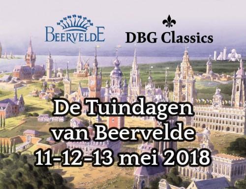 Nostalgische serres op de Tuindagen van Beervelde 11-12-13 mei 2018