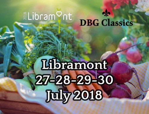 Garden fair 2018 in Libramont from 27-30 July – Conservatories for the city!