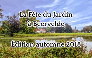 La fete du jardin beervelde edition automne octobre 2018 stand serres dbg classics