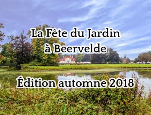 La Fête du Jardin à Beervelde – Venez voir nos serres sur notre stand !
