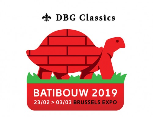 DIY orangery kit on your shopping list? Visit us at Batibouw 2019 in Brussels!