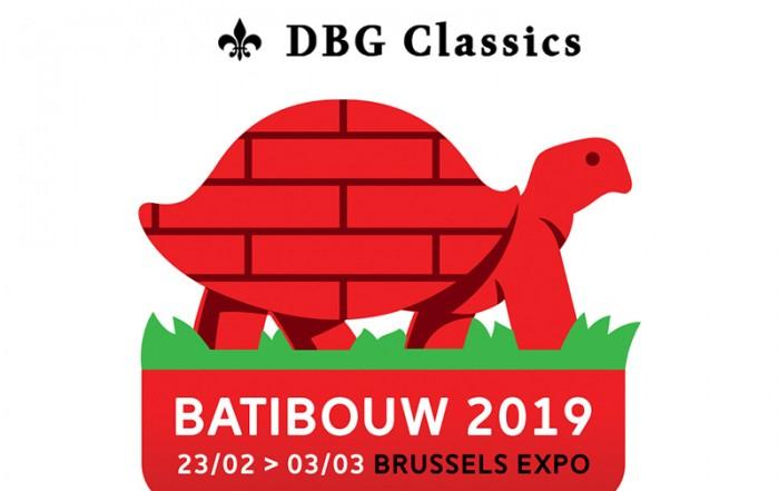 DIY orangery kit stand dbg classics hall 1 batibouw 2019