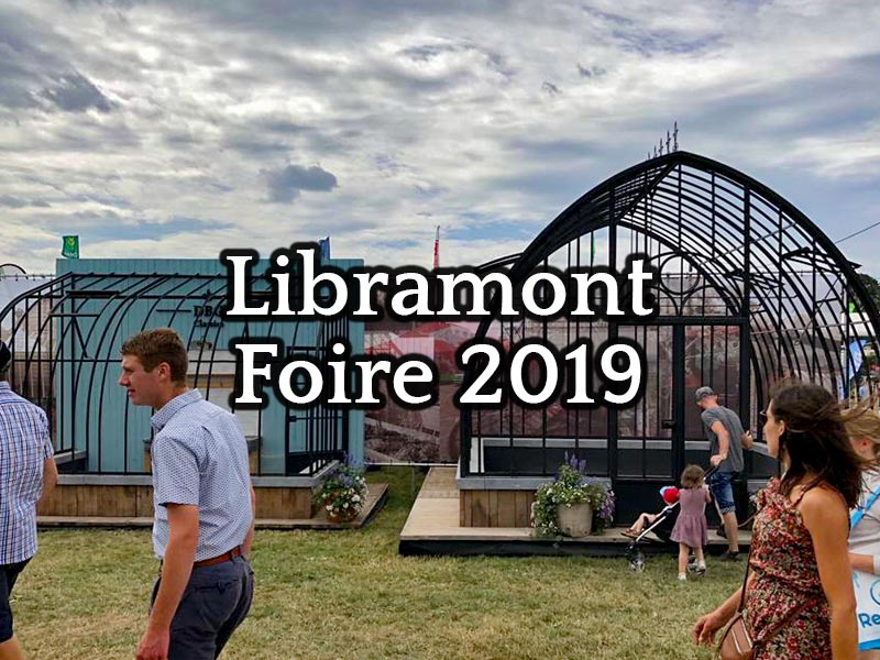 serre a acheter fer forge foire libramont stand dbg classics