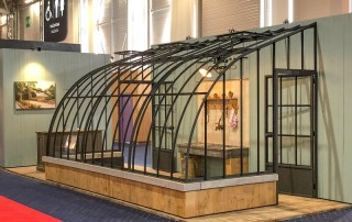 DIY kit lean to greenhouse dbg classics maison & objet fair in paris