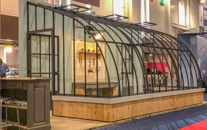 glass greenhouse DIY kit maison & objet fair paris