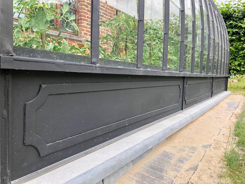 curved roof profiles resting on bluestone stylish design dbg classics